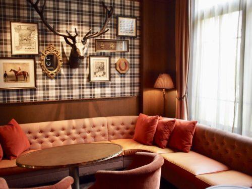 ナポレオンの可愛らしい部屋