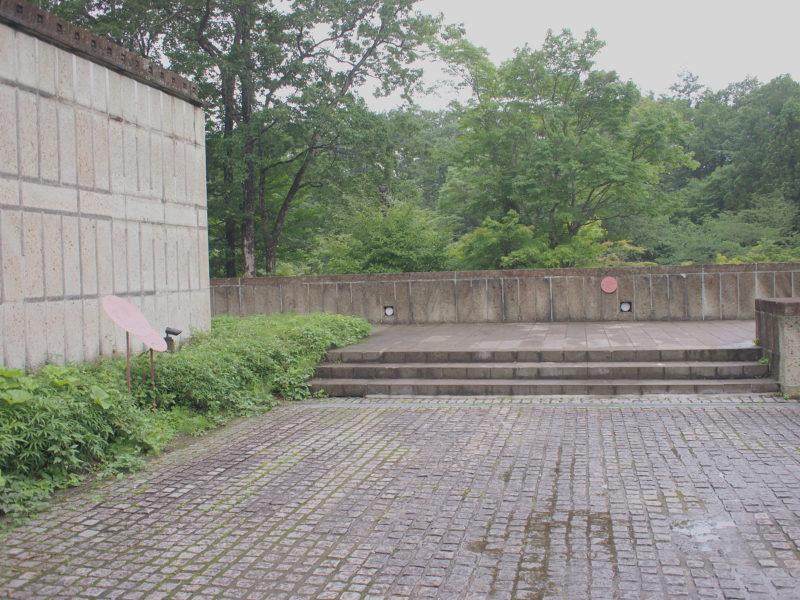 リゾナーレ那須の別館入口