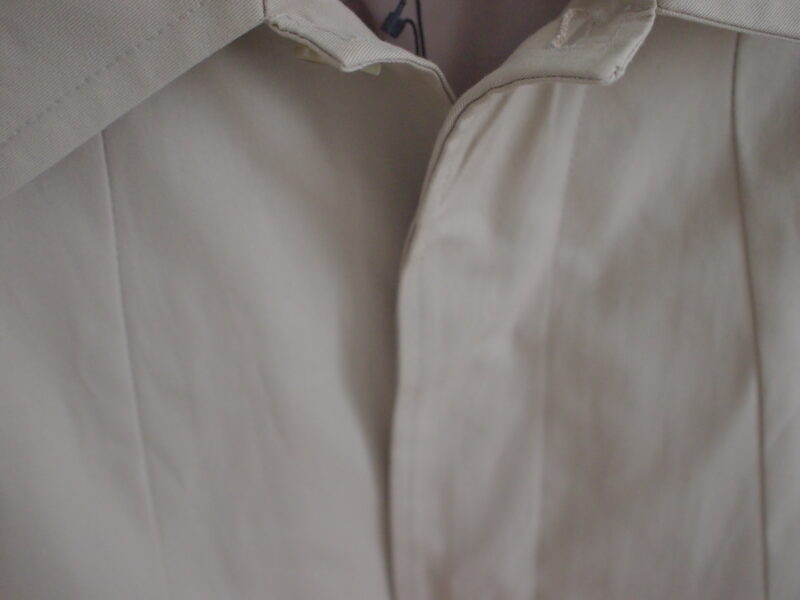 ボタンが隠れたスタイル