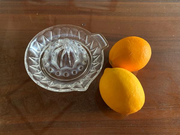 クエン酸を多く含むレモン